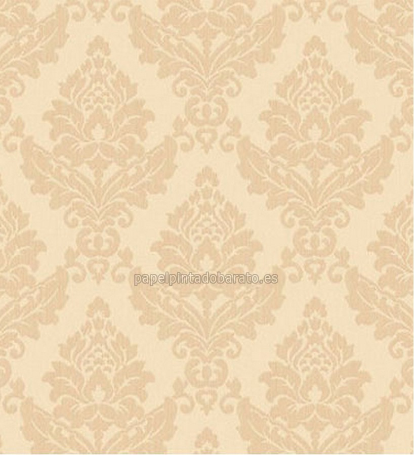 Papel pintado flor damasco saint honore 1090563 for Papel pintado saint honore