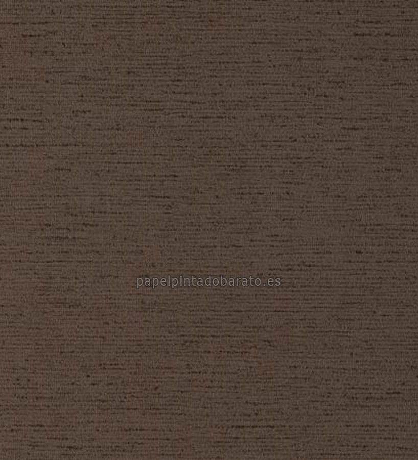 Papel pintado efecto mimbre color marr n chocolate 1060363 - Papel pintado marron ...