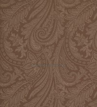 Papel pintado cashmere marron chocolate y brillo - 1115791